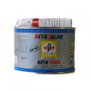 MASILLA VETRORESINA + CATALIZADOR B206/2  ( 2 kg )